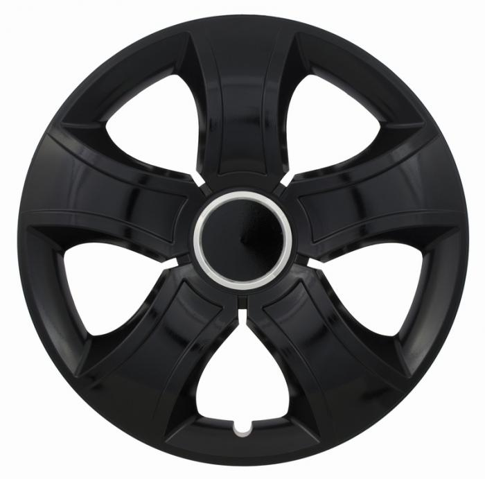 "16"" BIS RING BLACK set 4ks"
